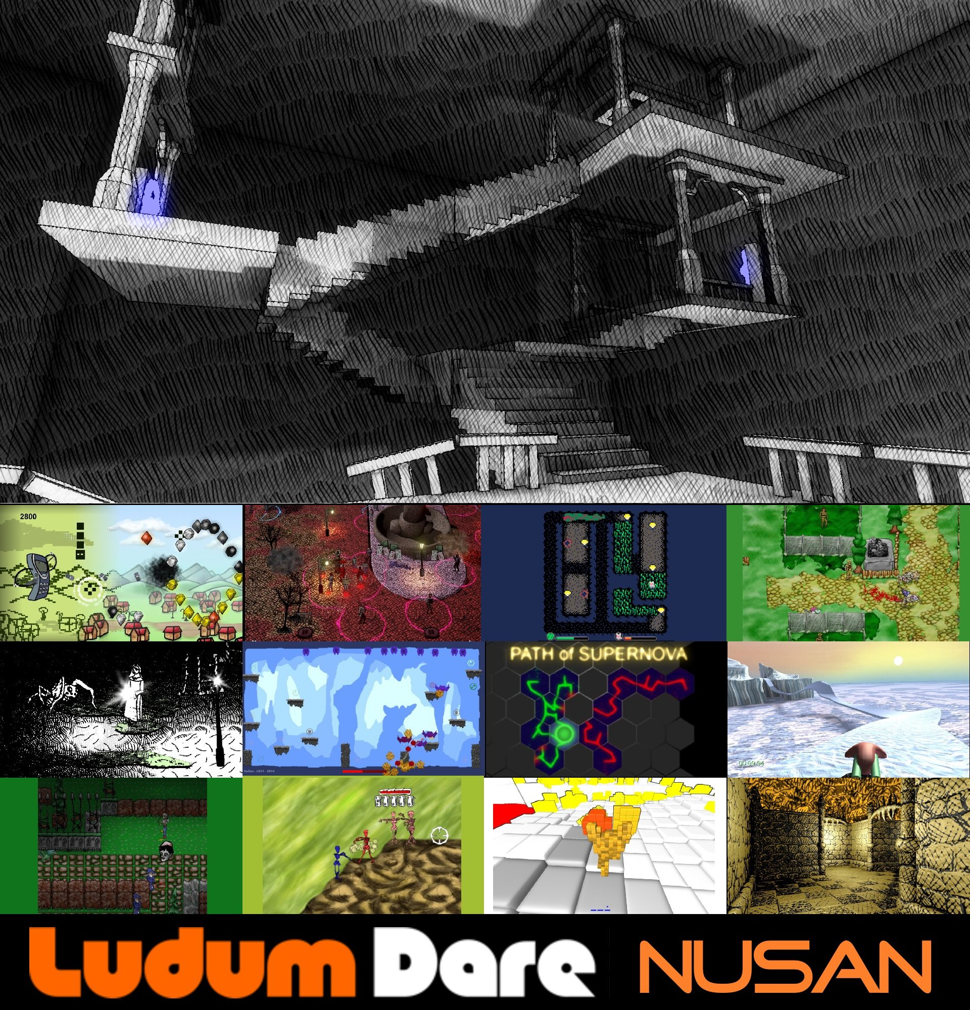 Nusan - Ludum Dare entries